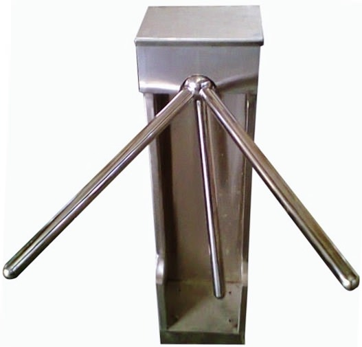 Tripod gate stainless steel