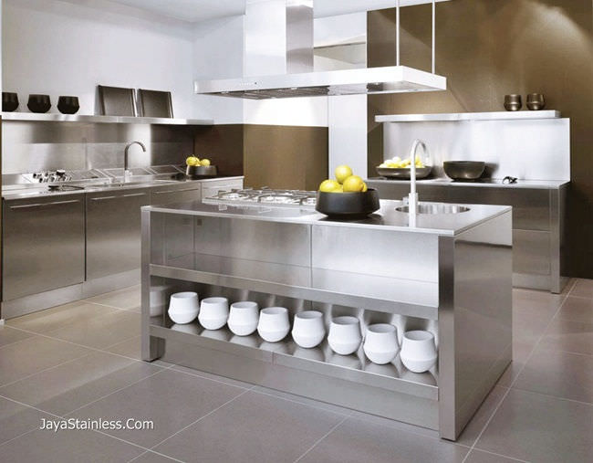 Kitchenset stainless 010