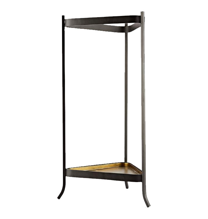 Tempat payung segitiga (TRIANGULAR UMBRELLA STAND)